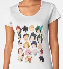 Class 1-A Women's Premium T-Shirt