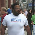 Left Wing Right Wing by Cleburnus