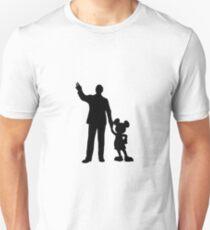 Walt and Mickey T-Shirt