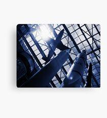 Cold War & Solar Flares Canvas Print