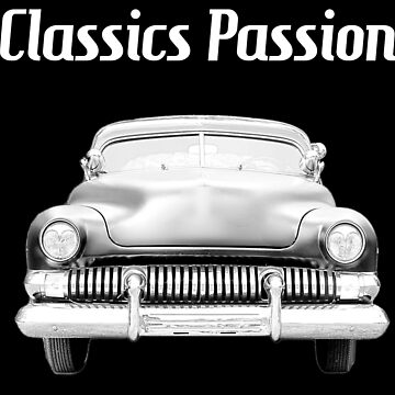 Classics Passion 007 Mercury 1950 by CPG-Designs