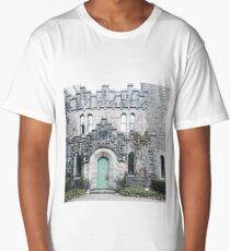 GlenVeagh Castle - Nothern Ireland  Long T-Shirt