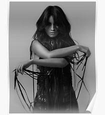 Camila Cabello x FAULT (No Logo) Poster