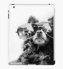Chihuahua Wearing Sunglasses iPad Case/Skin