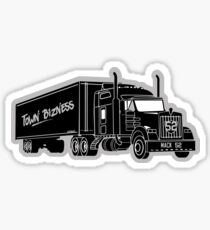 "Oakland #52 ""Mack Truck"" Sticker"