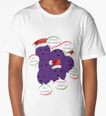 MEMBERBERRIES MEMBER CHRISTMAS  LIMITED eDITION 250 aVAILABLE  Long T-Shirt