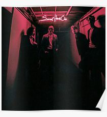 Foster the People - Sacred Hearts Club Album Cover Poster