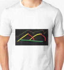 Black Graphic Unisex T-Shirt