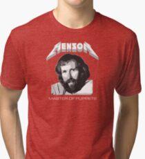 Henson - Master of Puppets Tri-blend T-Shirt