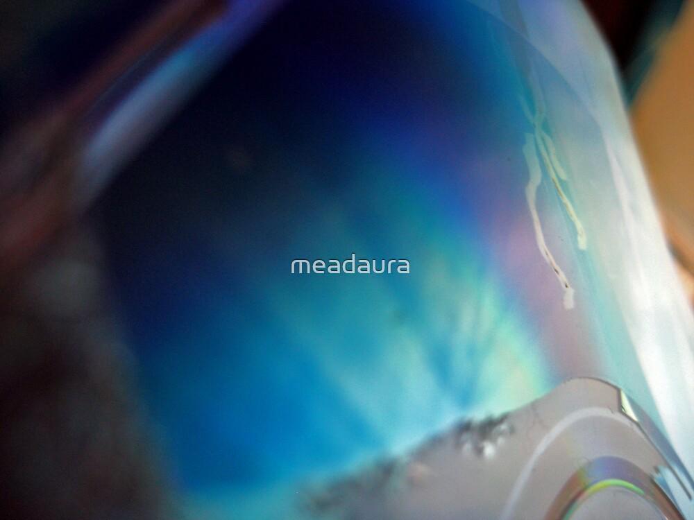 Circuitry en bleu by meadaura