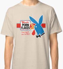 Porn Flakes Classic T-Shirt