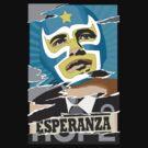 Esperanza (Hope) Lucha libre by Reece Ward