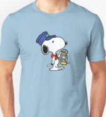 The Peanuts - Snoopy Unisex T-Shirt