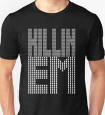 Killin Em [Oo Killem Response] [White Ink] | OG Collection T-Shirt