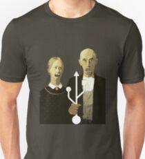 An American Socket Unisex T-Shirt