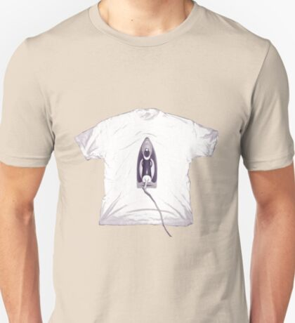 t-shirt steam iron T-Shirt