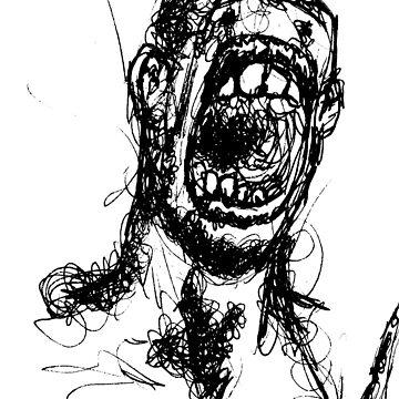 Scream by ptrborg