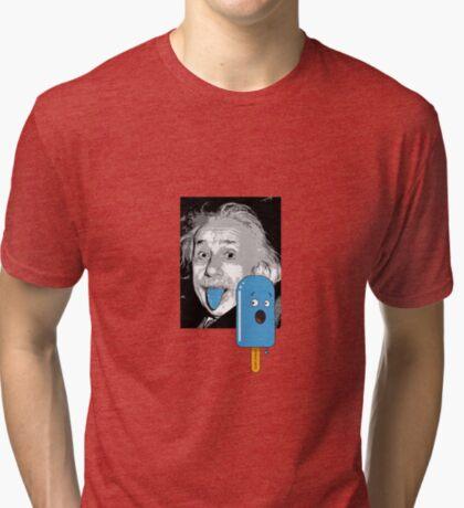 Brain freeze Tri-blend T-Shirt