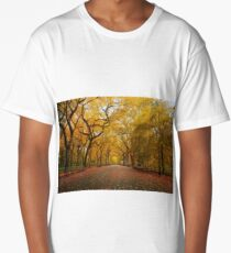 #CENTRAL PARK TUNNEL Long T-Shirt