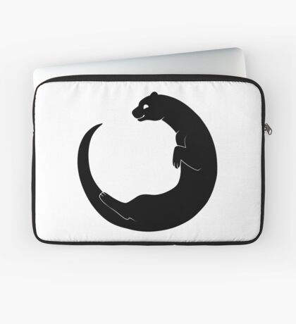 Ottercopter Logo (without text) Laptop Sleeve