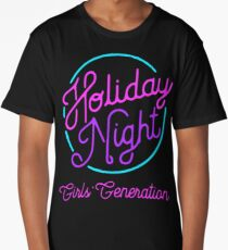 Girls' Generation (SNSD) 'Holiday Night' Long T-Shirt
