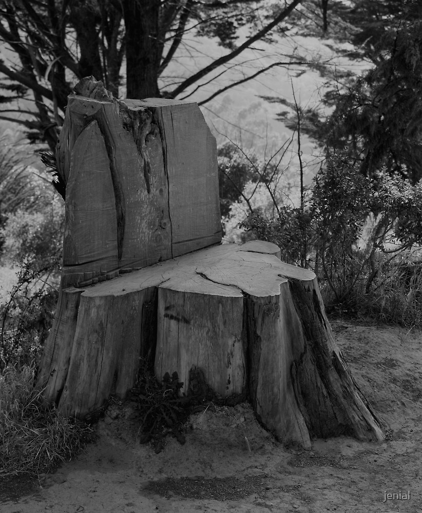 Tree Chair by jenial
