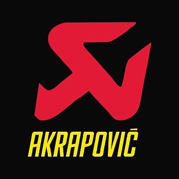 Akrapovic by tonjovo