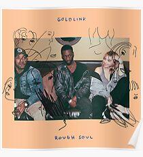 Goldlink Rough Soul Poster
