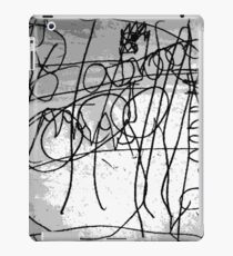 Abstract Lines 11 iPad Case/Skin