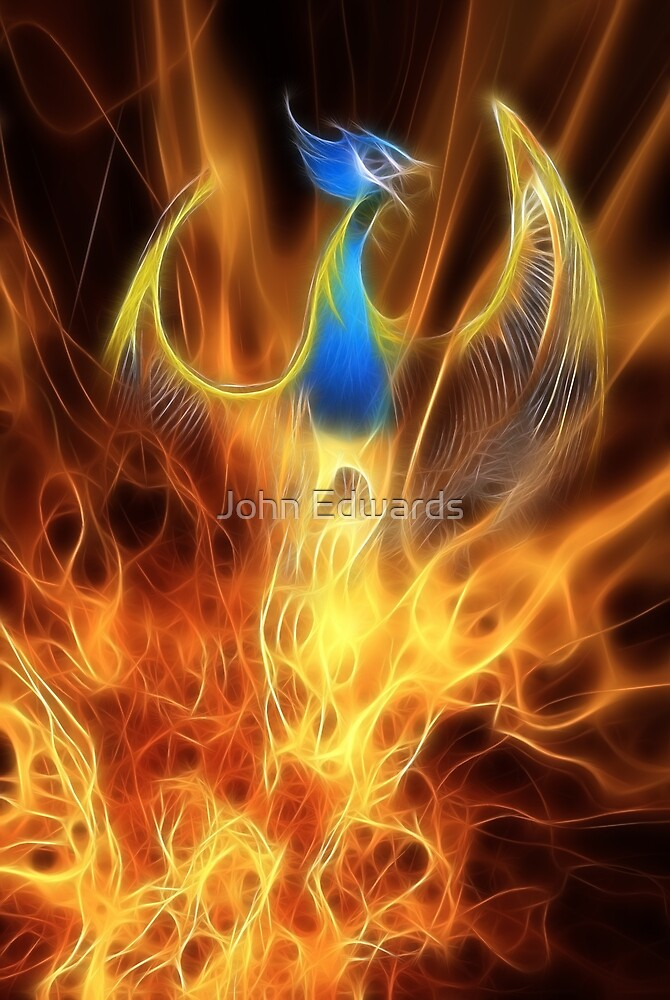 From the ashes... by John Edwards