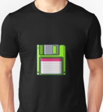 Retro - Diskette T-Shirt