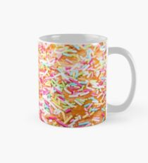 Sugar sprinkle, decoration for cake and bekery, a lot of sprinkles Mug