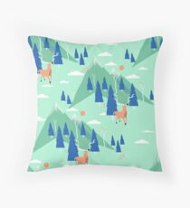 Back to Nature - Pattern Coussin
