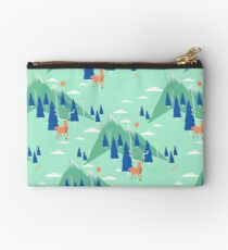 Back to Nature - Pattern Pochette