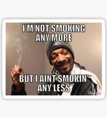 rauchendes Meme Sticker