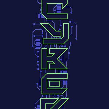 Cyber by giuliomaffei90