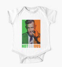 Conor Mcgregor berüchtigt Baby Body Kurzarm