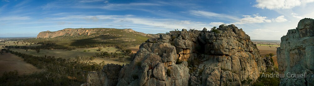 arapiles by Andrew Cowell