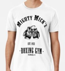 Mighty Micks Men's Premium T-Shirt