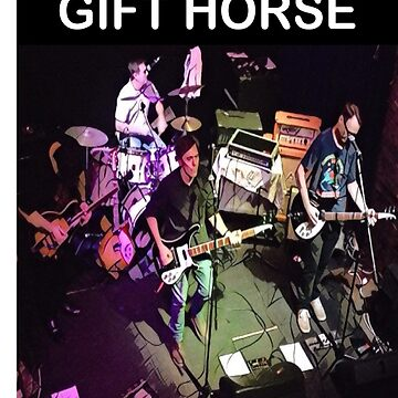 Gift Horse Live @ The Beetle Bar by GiftHorse-Merch