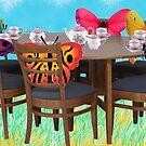 tea party  !!! by Areej27Jaafar