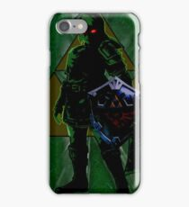 Link Abstract iPhone Case/Skin