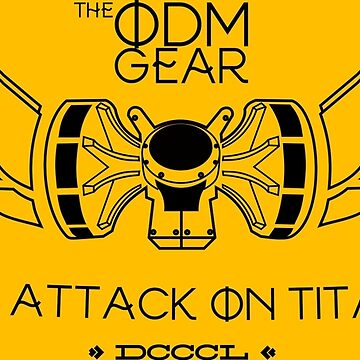 Attack on Titan - TROST - ODM Gear by MountainFold