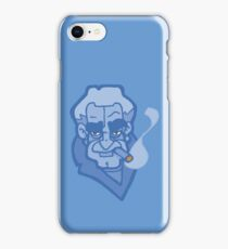 Tribute to Jack 'The King' Kirby iPhone Case/Skin