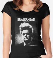 David Lynch - Erasehead Women's Fitted Scoop T-Shirt