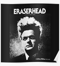 David Lynch - Erasehead Poster