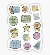 Daily Rewards. Sticker
