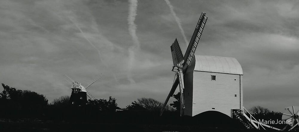 Jack and Jill Windmill by MarieJones