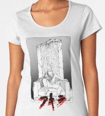 Tetsuo on the throne Women's Premium T-Shirt