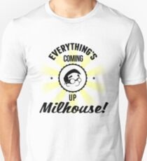 Everything's Coming up Milhouse - Face T-Shirt